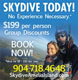 Skydive Amelia Island