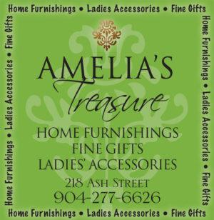 Amelia's Treasure
