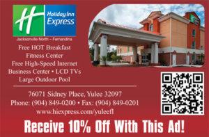 Holiday Inn Express – Yulee