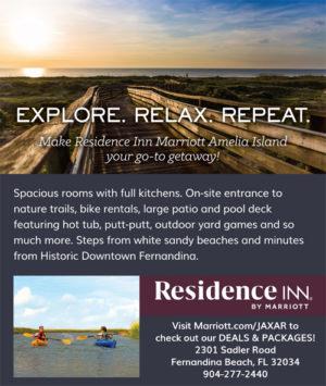 Residence Inn Amelia Island